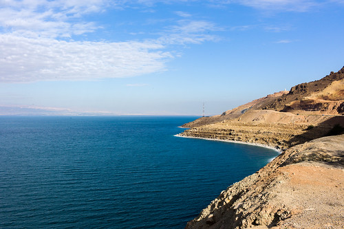 Dead Sea, Jordan | by Colin Tsoi