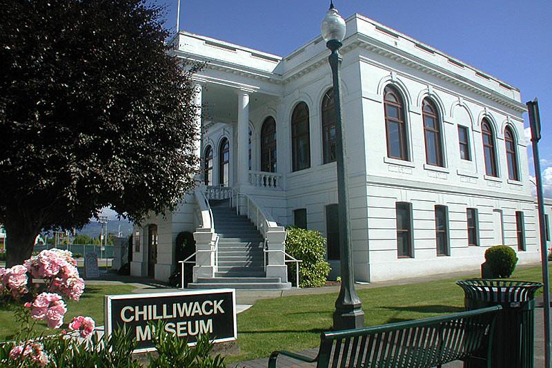 Chilliwack Museum, Chilliwack, Fraser Valley, British Columbia, Canada