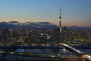 Tokyo Sky Tree 東京スカイツリー   by Alpha 2008