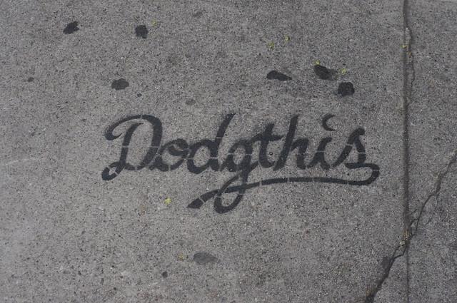 Dodgthis on York Blvd!