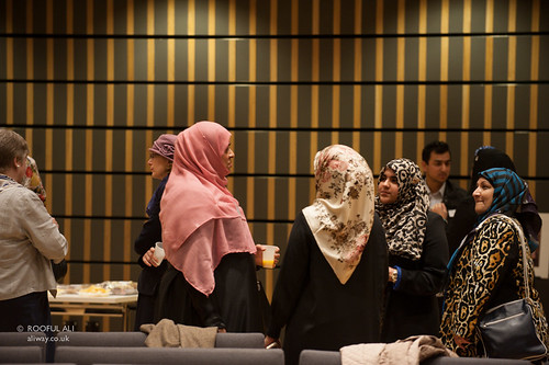 IAW 2014 Launch @ JW3 | by BritIslam