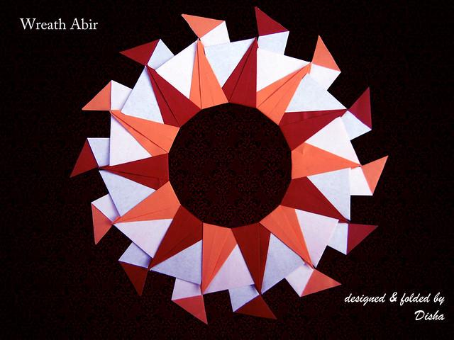 Wreath Abir by Disha
