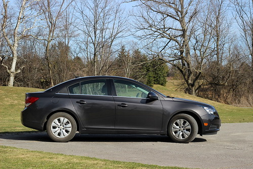 2014 Chevy Cruze Photo