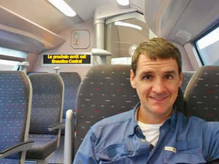 Dennis on the Way to Brussels - Central | by fightgravity4evr