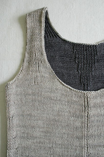 Laura's Loop: Rib-Wise Tank   by the purl bee