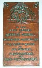 1912 art nouveau memorial