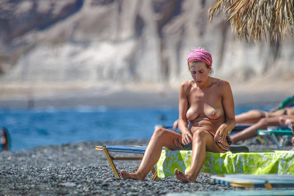 Top nudist beaches in crete