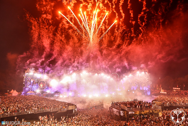 The 2014 edition of Tomorrowland – Weekend I