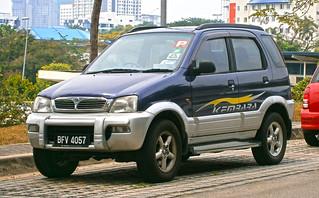 2000 Perodua Kembara 1.3 GX/EZ 5-door SUV