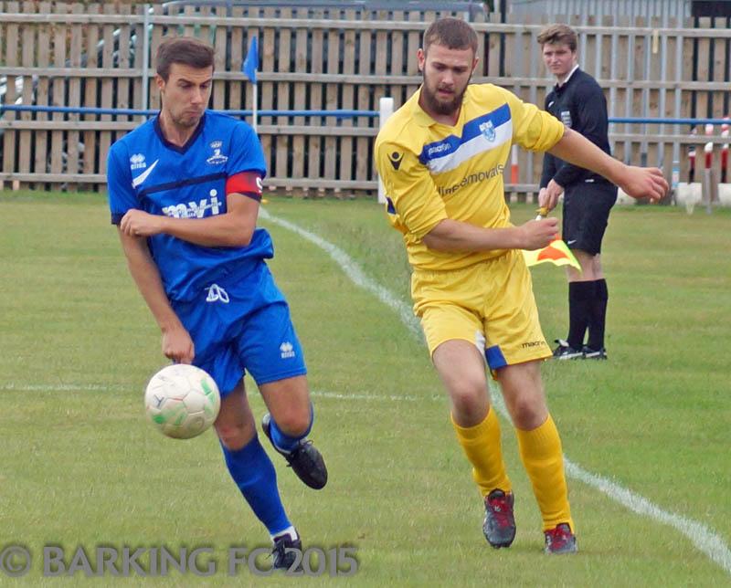 Potton United -v- Barking FC - Saturday July 25th 2015