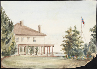 Government House, Charlottetown, Prince Edward Island / Government House, Charlottetown (Île-du-Prince-Edouard)
