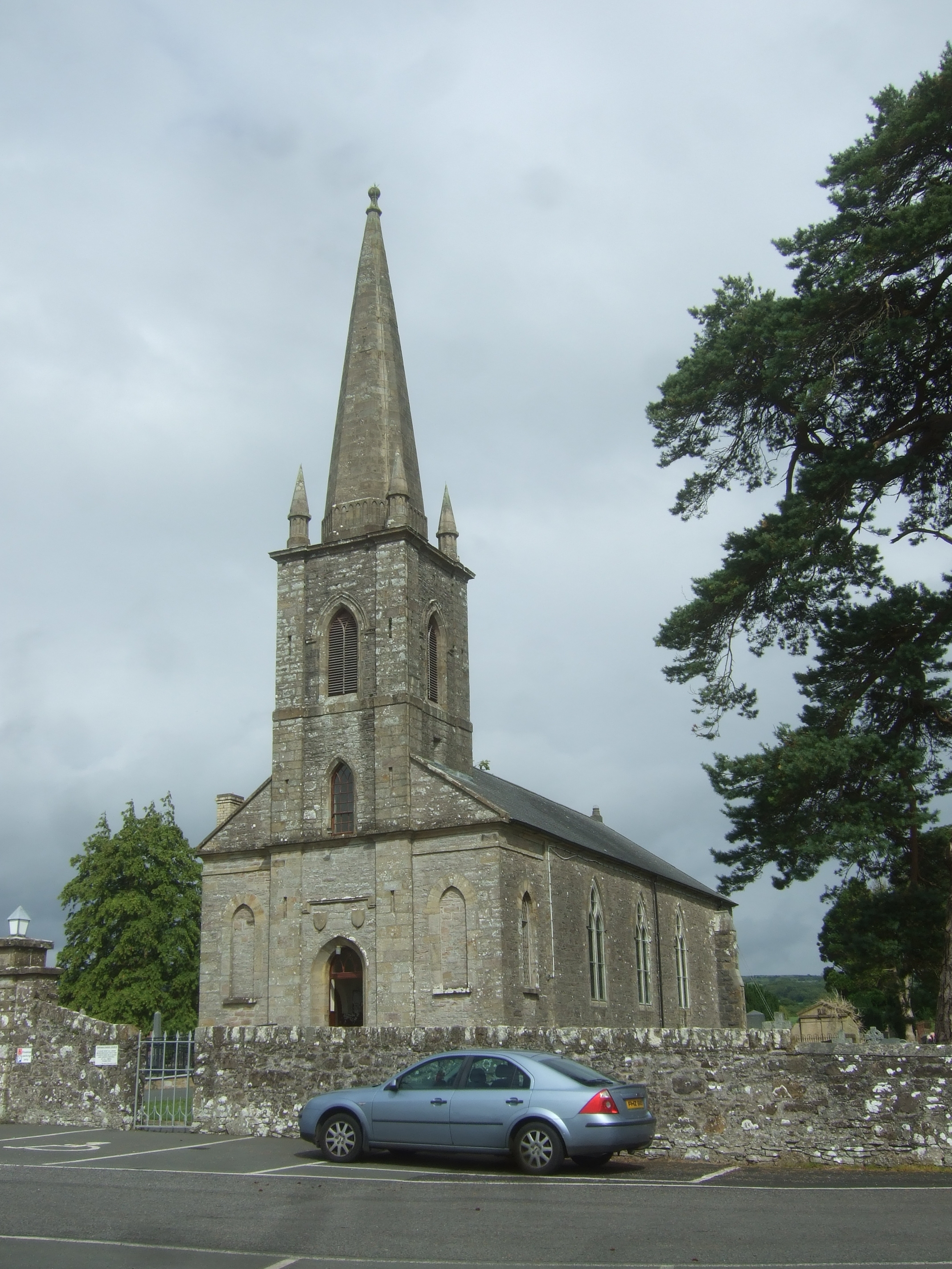 Northern Ireland, CAPPAGH, St Eugens