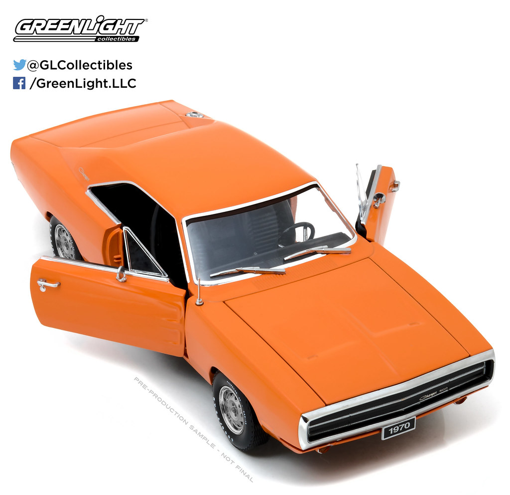 19028 1 18 1970 Dodge Charger Hemi Orange Doors Open Flickr