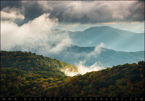 morning mist mountains fog sunrise nc northcarolina blueridgeparkway wnc landscapephotography