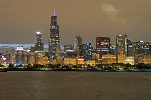 Chicago Sky Line | by Saisiva Sababathy
