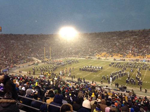 Notre Dame vs BYU | by wantmoore