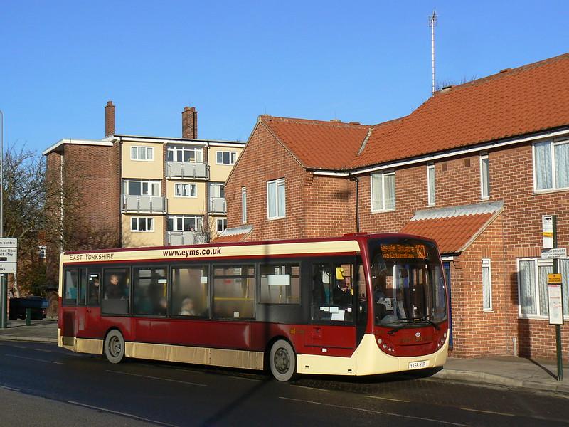 EYMS 349 in Beverley