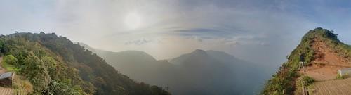 panorama srilanka worldsend hugin hortonplains