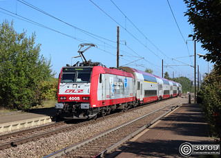 CFL 4005, Berchem 30.09.2013 | by Trainspotting-Wiki