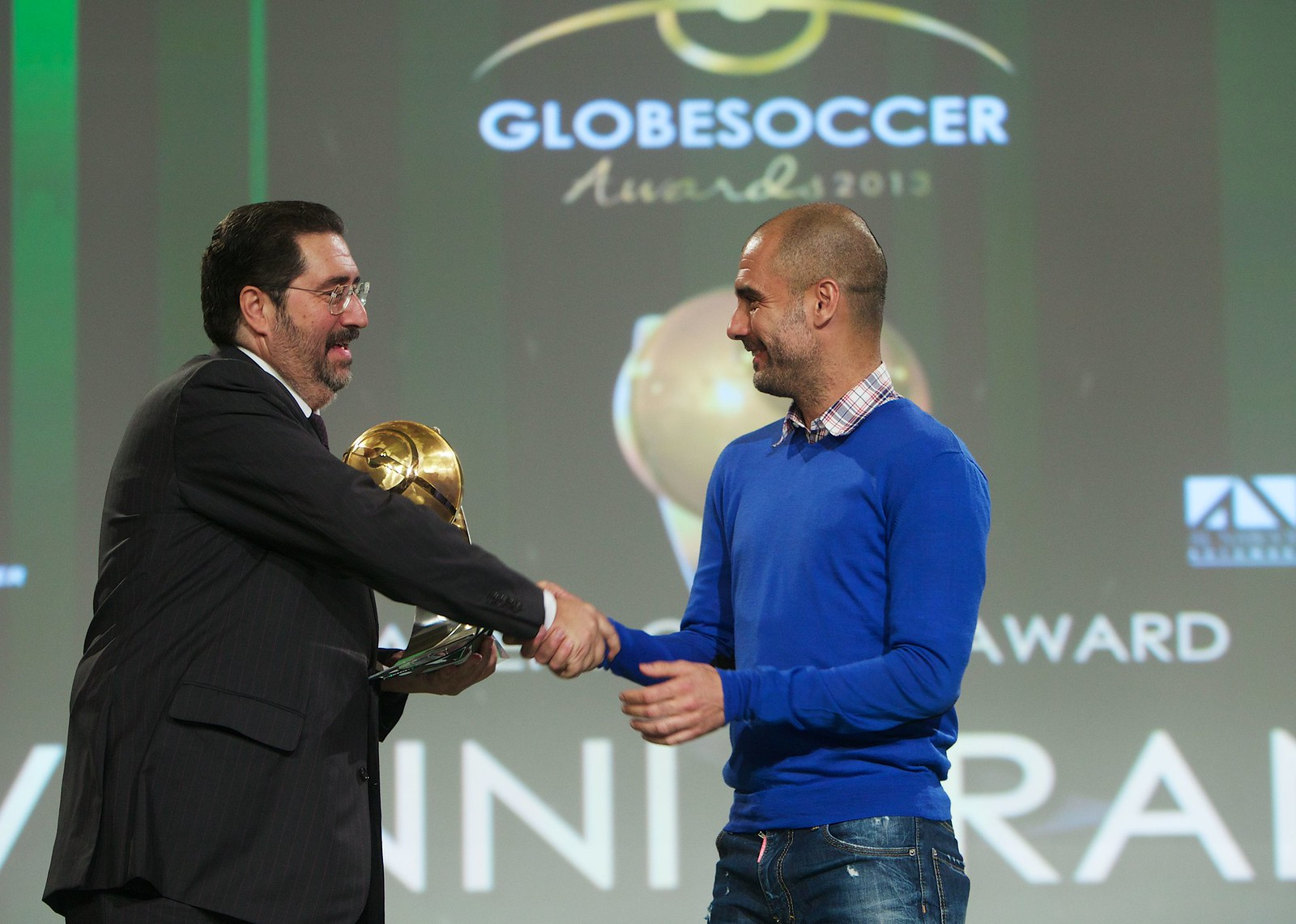 Globe Soccer Awards 196