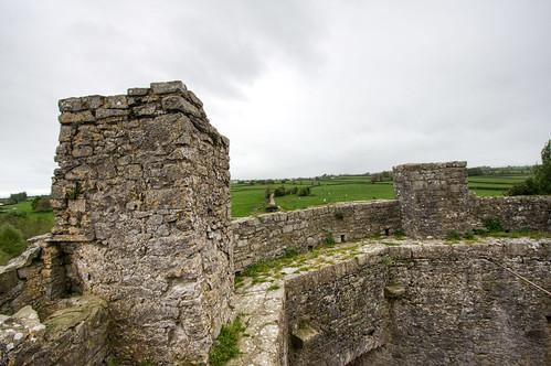 ireland castle tipperary hdr ballynahow backpackphotography ballynahowcastle