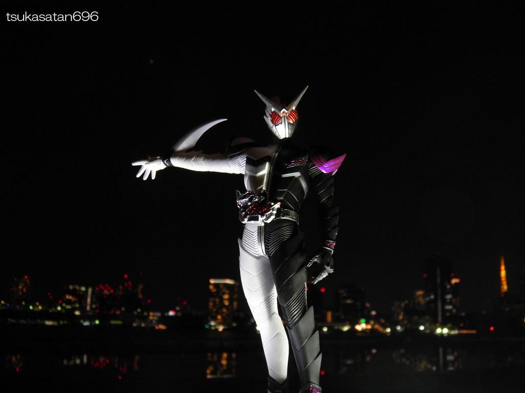 仮面ライダーw ファングジョーカー Kamen Rider W Fang Joker At