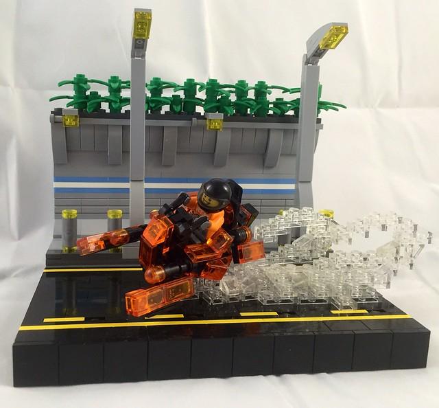 Lego speeder bikes for the LSB 2017 contest