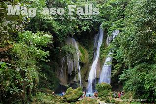 Mag-aso Falls, Kabankalan City - Negros Occidental | by Traveling Morion