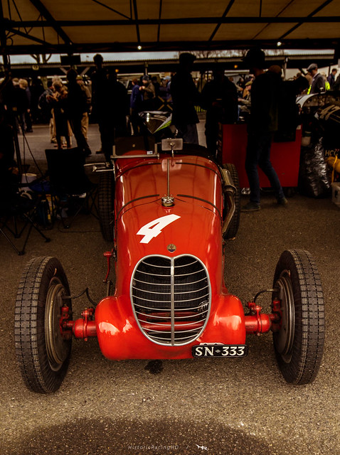 Maserati 4CS