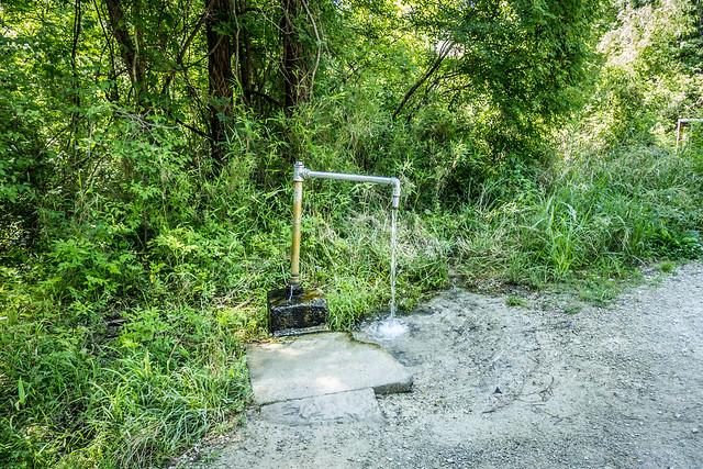 Artesian Well at Huger Creek Landing