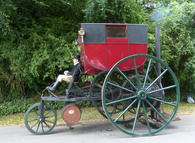 175 Trevithick London Steam Carriage 1803 l