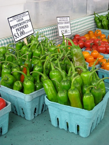 Saturday Market - Peppers | by vlnjodie