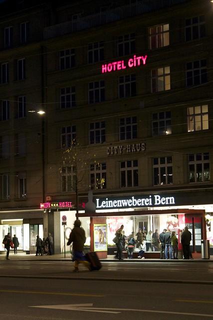Bern by Night