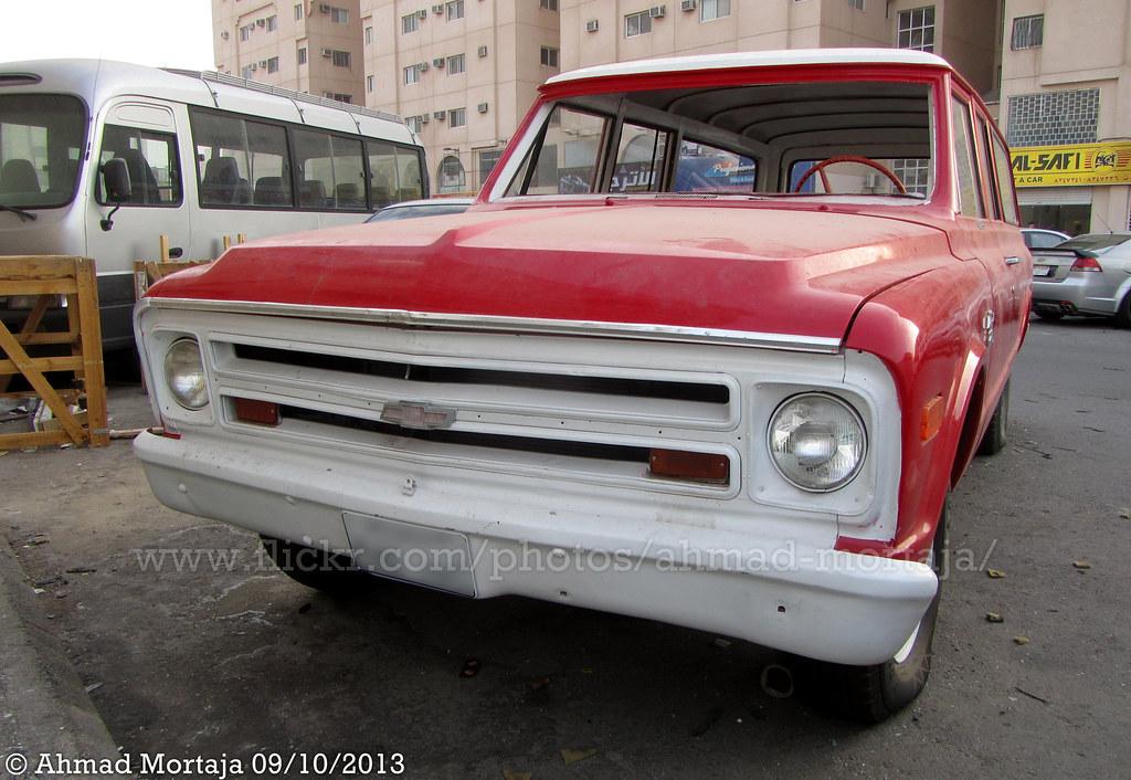 1968 Chevrolet Suburban Custom