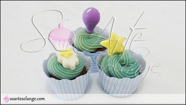Cupcakes – Baby Disney