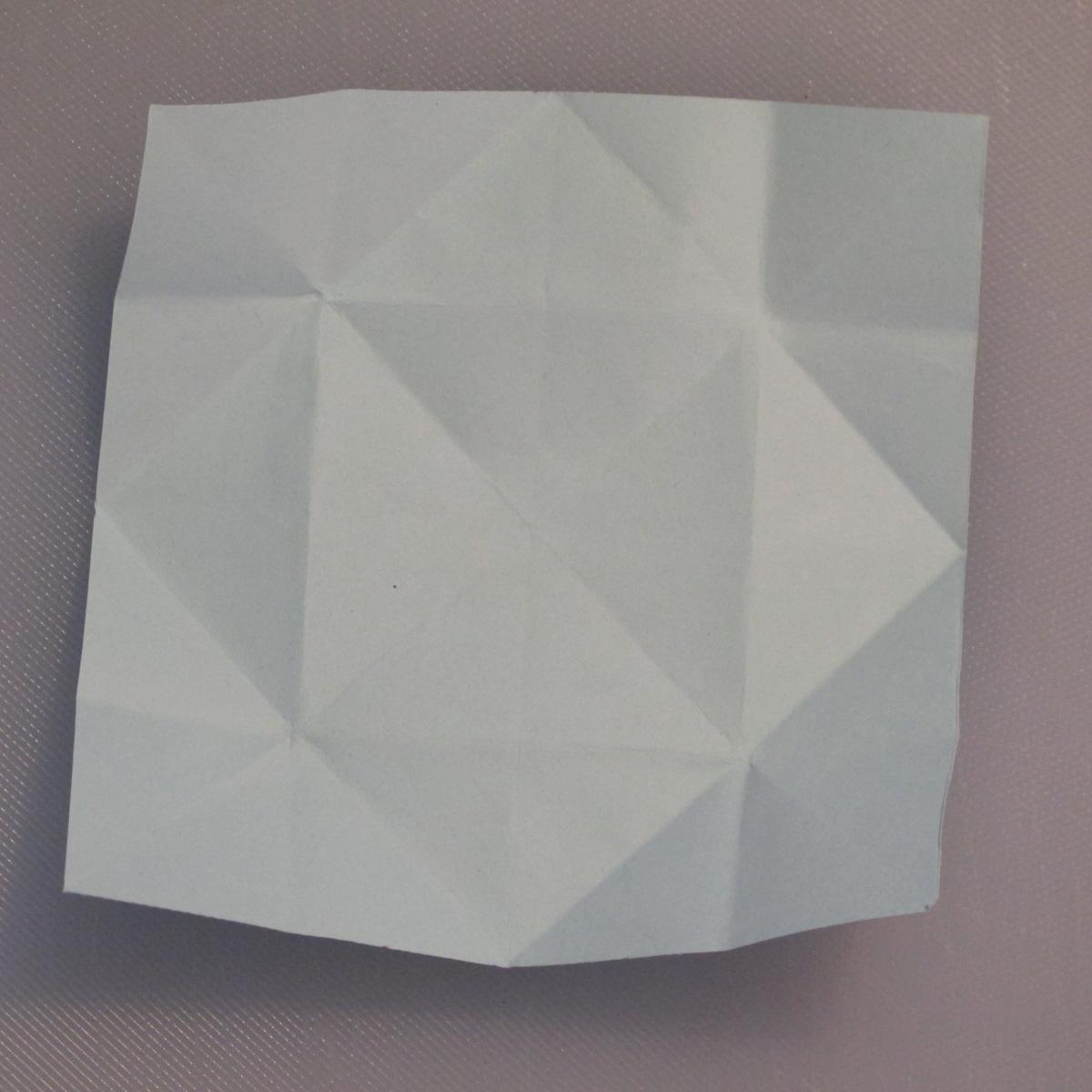 วิธีพับกระดาษเป็นรูปผีเสื้อ 006