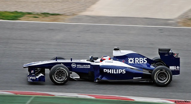 Rubens Barrichello / Williams FW32