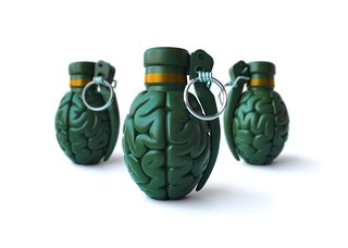 BRAINADE! the Brain Grenade by Emilio Garcia | by lapolab