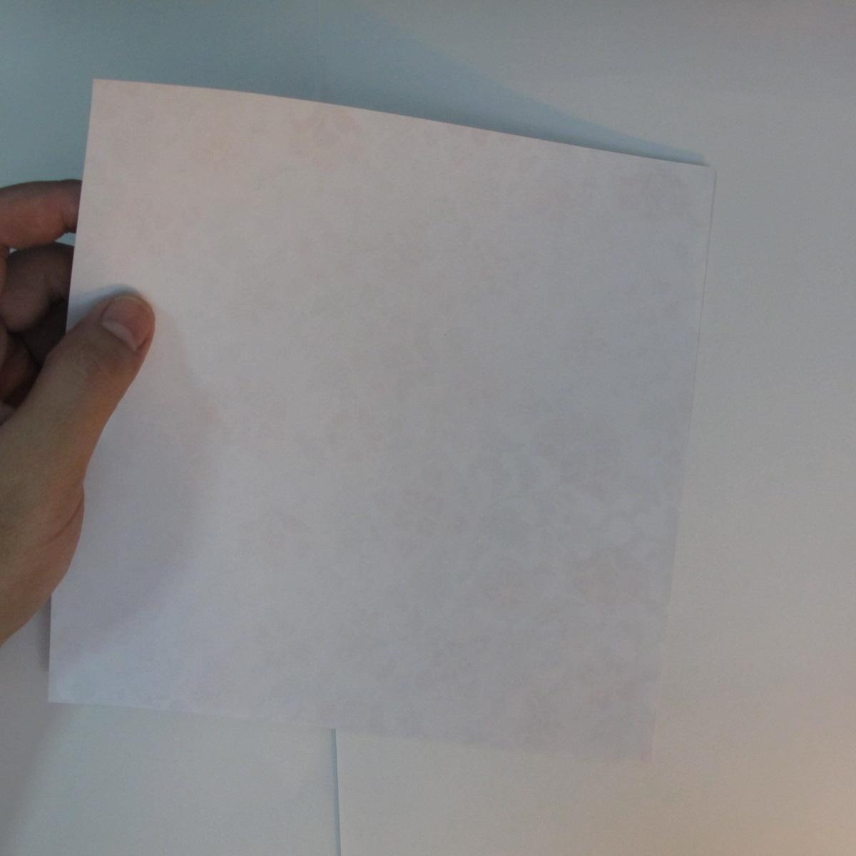 การพับกระดาษเป็นรูปหัวใจแบบ 3 มิติ 002