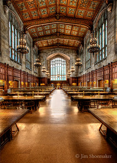 U of M Law Library, Ann Arbor   by Jim Shoemaker Photography