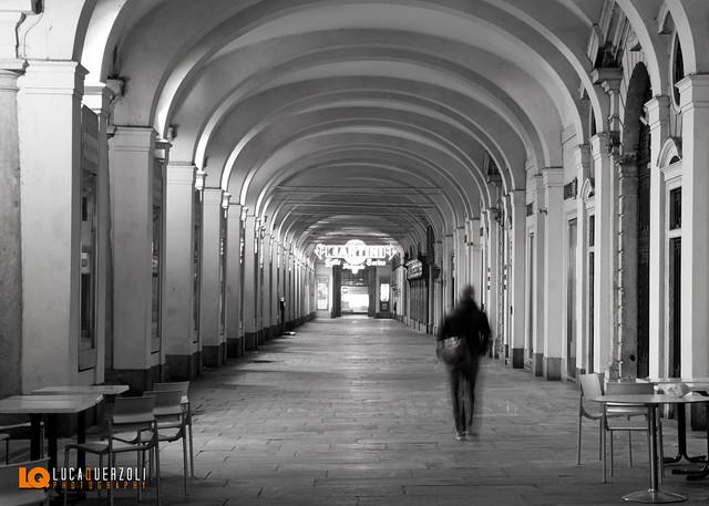 Passeggiando Sotto i Portici di #Torino