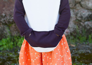 upcycled raglan sweater | by skirt_as_top