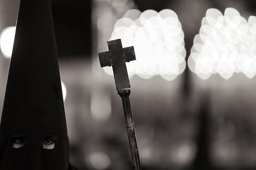 Nazarena con Nuestra Señora de los Dolores, Ronda al fondo   by Niklas Montelius