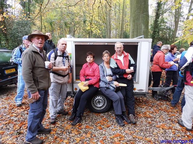 16-11-2013 Wassenaar 25 Km (42)