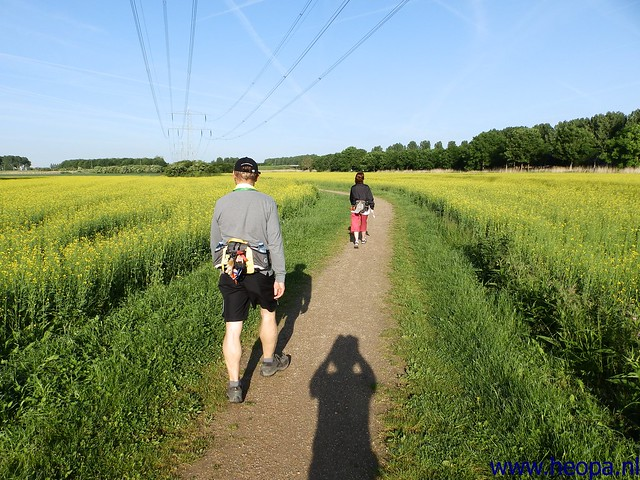 30-05-2014 3e dag  Meerdaagse  (3)