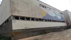 Acuario abandonado en Porto Cristo