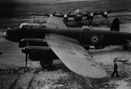 lancaster | by Vintage Parachute Gear