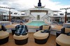 Enjoying the pool deck a little differently by robynmichelle79