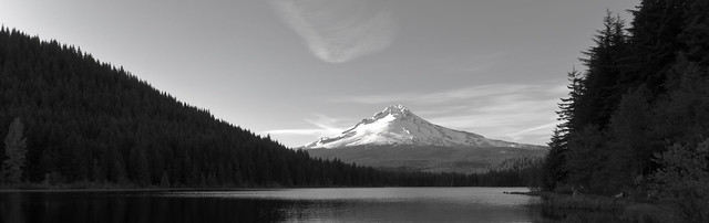 Trillium Lake & Mt. Hood