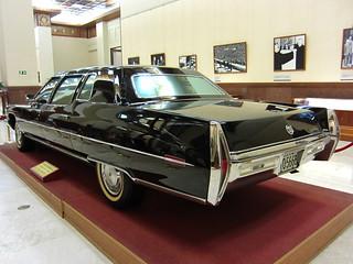 1972 Cadillac Series 75 (Chiang Kai-shek)